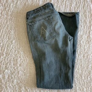 7 For All Mankind Jeans - 7 for all mankind light wash boot cut jeans - 29